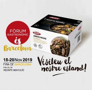 Nuevos platos de cocina tradicional en el Forum Gastronómico Barcelona