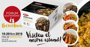 Cuinats Jotri presenta los nuevos platos de cocina tradicional catalana en el Forum Gastronómico de Barcelona