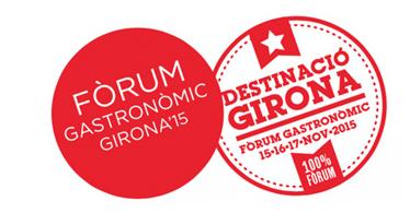FÒRUM GASTRONÒMIC 2015