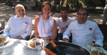 Jornades de l'arròs de Girona Bons Fogons