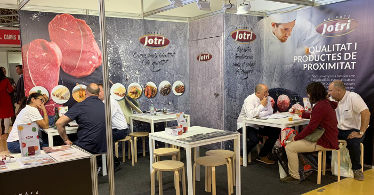 Bona valoració de la presència de Cuinats Jotri a la Fira iMeat