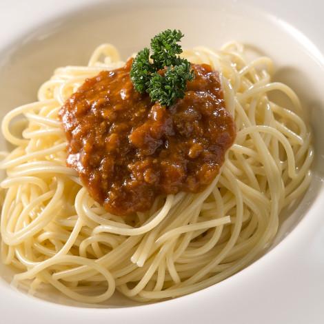 Espaguetis a la bolonyesa
