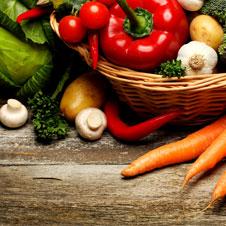 Wok de verduras con salsa Tamari