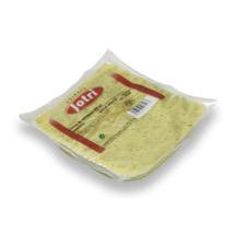 Crema de calabacín y kale