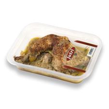Muslo de pollo