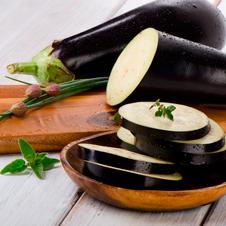 Albergínia farcida de carn