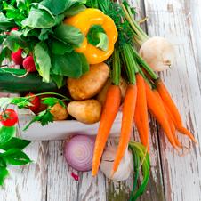 Crema de verdures