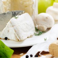 Croquetas de setas y queso de cabra