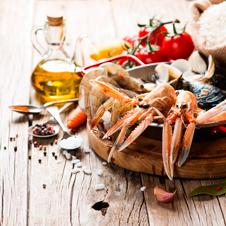 Fumet de pescado y marisco